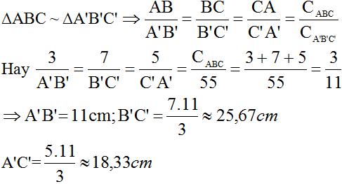 Giải bài 30 trang 75 SGK Toán 8 Tập 2 | Giải toán lớp 8