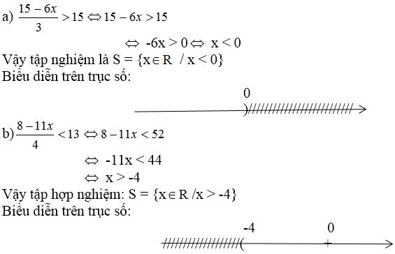 Giải bài 31 trang 48 SGK Toán 8 Tập 2 | Giải toán lớp 8