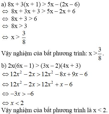Giải bài 32 trang 48 SGK Toán 8 Tập 2 | Giải toán lớp 8