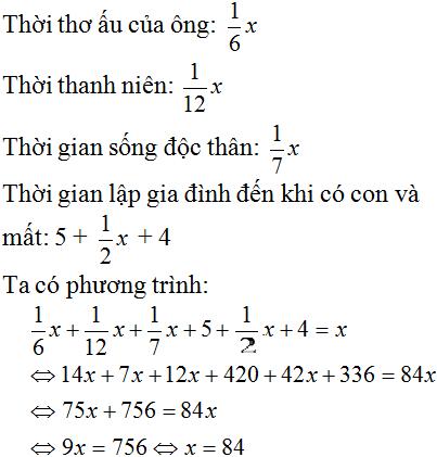 Giải bài 36 trang 26 SGK Toán 8 Tập 2 | Giải toán lớp 8