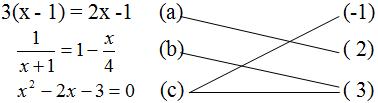 Giải bài 4 trang 7 SGK Toán 8 Tập 2 | Giải toán lớp 8