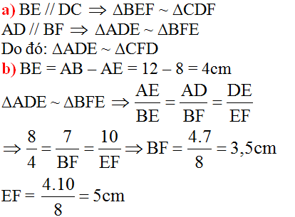 Giải bài 43 trang 80 SGK Toán 8 Tập 2 | Giải toán lớp 8