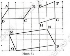 Giải bài 43 trang 92 Toán 8 Tập 1 | Giải bài tập Toán 8