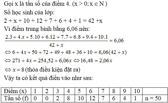 Giải bài 44 trang 31 SGK Toán 8 Tập 2 | Giải toán lớp 8