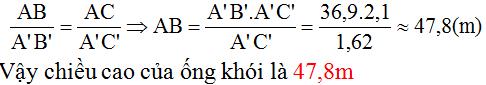 Giải bài 50 trang 84 SGK Toán 8 Tập 2 | Giải toán lớp 8