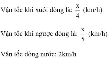 Giải bài 54 trang 34 SGK Toán 8 Tập 2   Giải toán lớp 8
