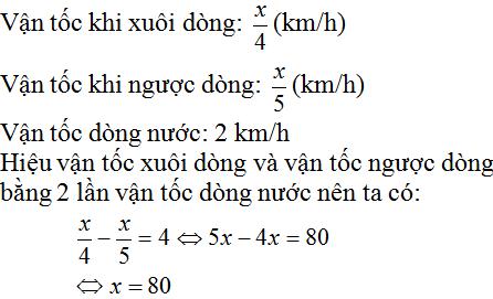 Giải bài 54 trang 34 SGK Toán 8 Tập 2 | Giải toán lớp 8