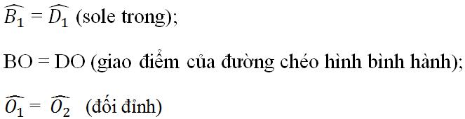 Giải bài 55 trang 96 Toán 8 Tập 1 | Giải bài tập Toán 8