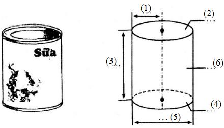 Giải bài 1 trang 110 SGK Toán 9 Tập 2 | Giải toán lớp 9