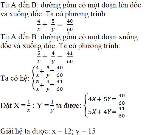 Giải bài 12 trang 133 SGK Toán 9 Tập 2 | Giải toán lớp 9