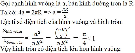 Giải bài 12 trang 135 SGK Toán 9 Tập 2 | Giải toán lớp 9