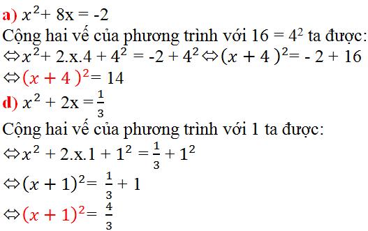 Giải bài 13 trang 43 SGK Toán 9 Tập 2 | Giải toán lớp 9