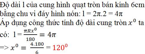 Giải bài 16 trang 117 SGK Toán 9 Tập 2 | Giải toán lớp 9