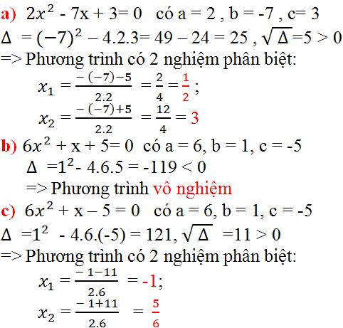 Giải bài 16 trang 45 SGK Toán 9 Tập 2 | Giải toán lớp 9