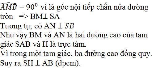 Giải bài 19 trang 75 SGK Toán 9 Tập 2 | Giải toán lớp 9