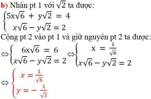Giải bài 21 trang 19 SGK Toán 9 Tập 2 | Giải toán lớp 9