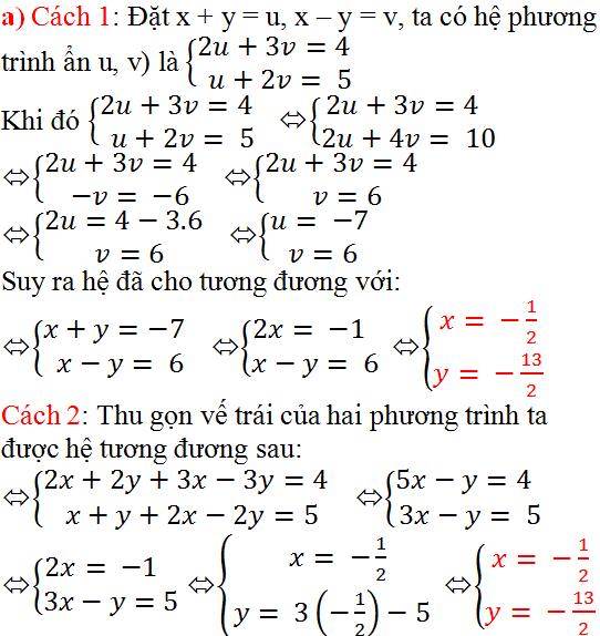 Giải bài 24 trang 19 SGK Toán 9 Tập 2 | Giải toán lớp 9