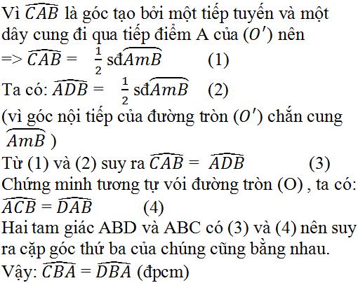 Giải bài 29 trang 79 SGK Toán 9 Tập 2 | Giải toán lớp 9
