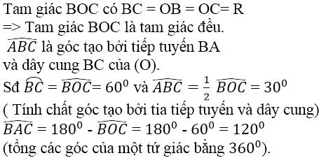 Giải bài 31 trang 79 SGK Toán 9 Tập 2 | Giải toán lớp 9