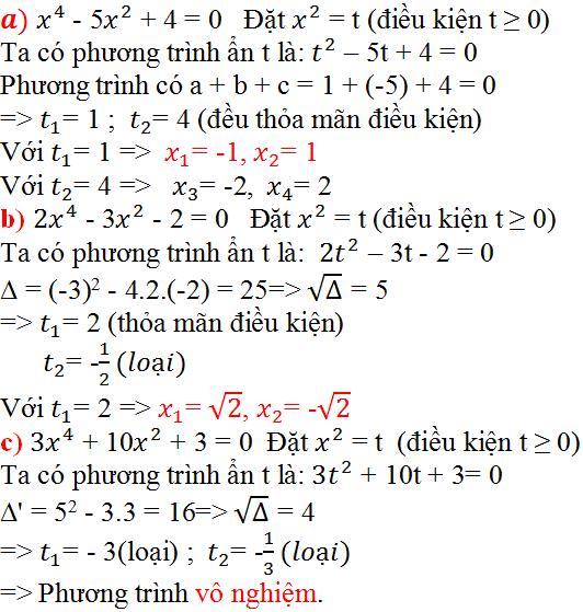 Giải bài 34 trang 56 SGK Toán 9 Tập 2 | Giải toán lớp 9