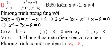 Giải bài 38 trang 56 SGK Toán 9 Tập 2 | Giải toán lớp 9