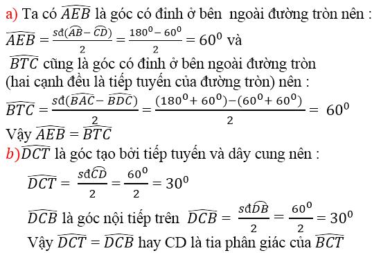 Giải bài 38 trang 82 SGK Toán 9 Tập 2 | Giải toán lớp 9