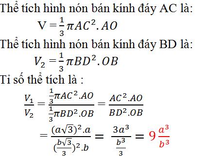 Giải bài 41 trang 129 SGK Toán 9 Tập 2 | Giải toán lớp 9