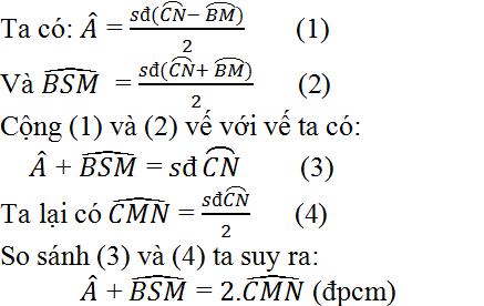 Giải bài 41 trang 83 SGK Toán 9 Tập 2 | Giải toán lớp 9