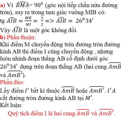 Giải bài 50 trang 87 SGK Toán 9 Tập 2 | Giải toán lớp 9