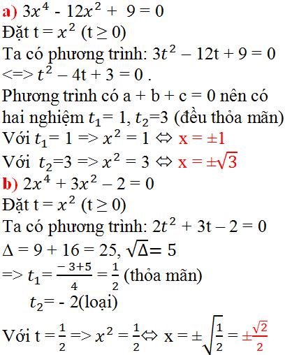 Giải bài 56 trang 63 SGK Toán 9 Tập 2 | Giải toán lớp 9