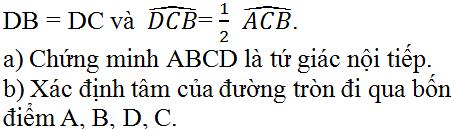 Giải bài 58 trang 90 SGK Toán 9 Tập 2 | Giải toán lớp 9