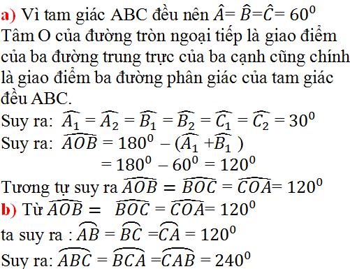 Giải bài 6 trang 69 SGK Toán 9 Tập 2 | Giải toán lớp 9