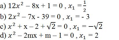 Giải bài 60 trang 64 SGK Toán 9 Tập 2   Giải toán lớp 9