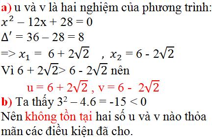 Giải bài 61 trang 64 SGK Toán 9 Tập 2   Giải toán lớp 9