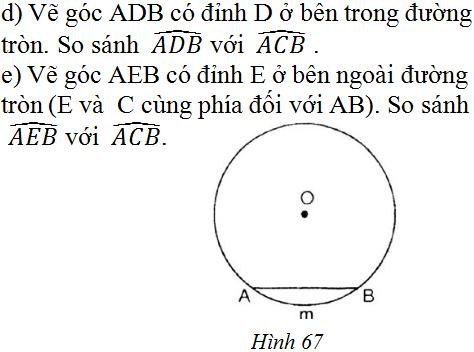 Giải bài 89 trang 104 SGK Toán 9 Tập 2 | Giải toán lớp 9