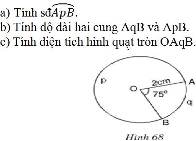 Giải bài 91 trang 104 SGK Toán 9 Tập 2 | Giải toán lớp 9