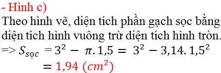 Giải bài 92 trang 104 SGK Toán 9 Tập 2 | Giải toán lớp 9