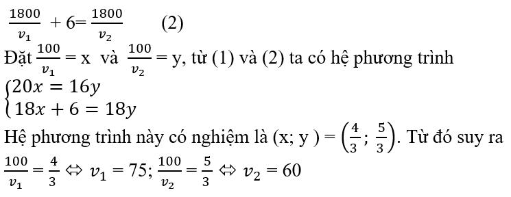 Giải bài 43 trang 27 SGK Toán 9 Tập 2   Giải toán lớp 9
