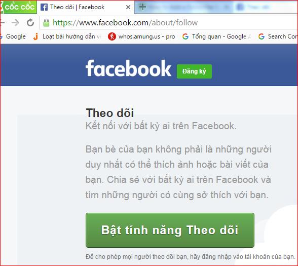 Cách thêm nút theo dõi trên Facebook | Thủ thuật Facebook hay nhất tại  VietJack