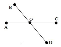 Trắc nghiệm: Ba điểm thẳng hàng - Bài tập Toán lớp 6 chọn lọc có đáp án, lời giải chi tiết