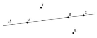 Trắc nghiệm: Điểm. Đường thẳng - Bài tập Toán lớp 6 chọn lọc có đáp án, lời giải chi tiết