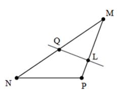 Trắc nghiệm: Đoạn thẳng - Bài tập Toán lớp 6 chọn lọc có đáp án, lời giải chi tiết