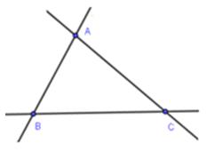 Trắc nghiệm: Đường thẳng đi qua hai điểm - Bài tập Toán lớp 6 chọn lọc có đáp án, lời giải chi tiết