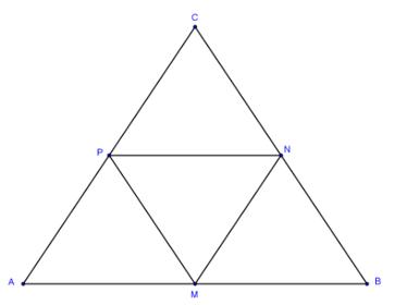 Trắc nghiệm: Tam giác - Bài tập Toán lớp 6 chọn lọc có đáp án, lời giải chi tiết