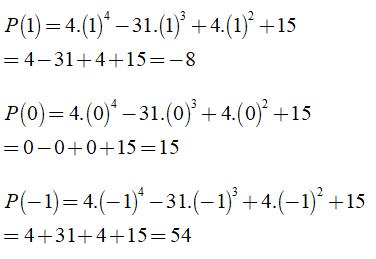 Trắc nghiệm: Cộng, trừ đa thức một biến - Bài tập Toán lớp 7 chọn lọc có đáp án, lời giải chi tiết