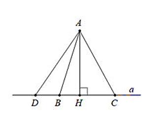 Trắc nghiệm: Quan hệ giữa góc và cạnh đối diện trong một tam giác - Bài tập Toán lớp 7 chọn lọc có đáp án, lời giải chi tiết