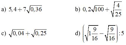 Trắc nghiệm: Số vô tỉ. Khái niệm về căn bậc hai - Bài tập Toán lớp 7 chọn lọc có đáp án, lời giải chi tiết