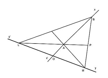 Trắc nghiệm: Tính chất ba đường trung tuyến của tam giác - Bài tập Toán lớp 7 chọn lọc có đáp án, lời giải chi tiết