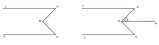 Trắc nghiệm: Từ vuông góc đến song song - Bài tập Toán lớp 7 chọn lọc có đáp án, lời giải chi tiết