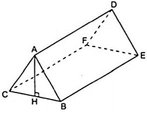 Bài tập: Hình lăng trụ đứng | Lý thuyết và Bài tập Toán 8 có đáp án